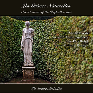 Les Graces Naturelles CD